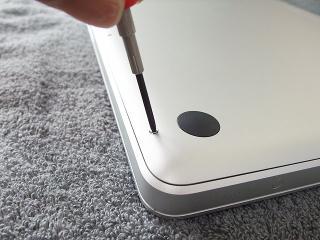 MacBook Pro HDD交換 7